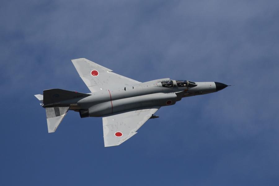 2018-11-18F-4ファントム戦闘機007A1219