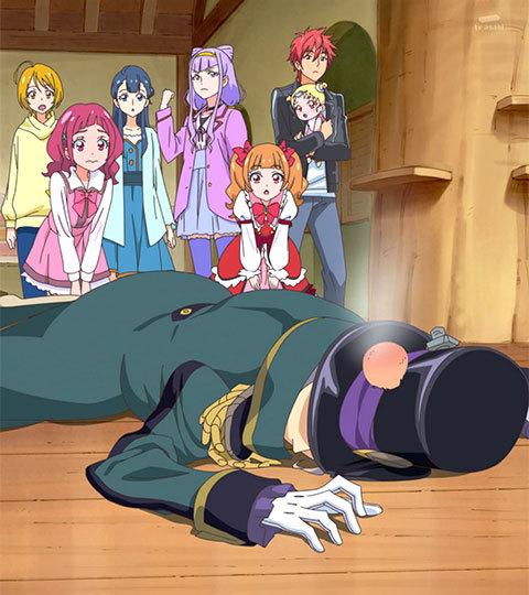 【HUGっと!プリキュア】第39話「明日のために…!みんなでトゥモロー!」25