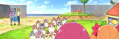【HUGっと!プリキュア】第39話「明日のために…!みんなでトゥモロー!」03