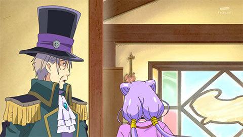 【HUGっと!プリキュア】第40話「ルールーのパパ!?アムール、それは…」08