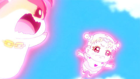 【HUGっと!プリキュア】第40話「ルールーのパパ!?アムール、それは…」07