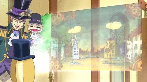 【HUGっと!プリキュア】第40話「ルールーのパパ!?アムール、それは…」02