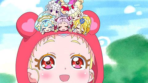 【HUGっと!プリキュア】第40話:APPENDIX-05