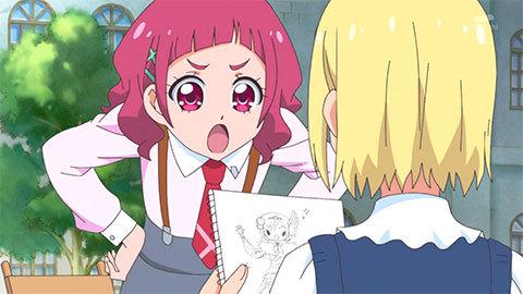 【HUGっと!プリキュア】第42話「エールの交換!これが私の応援だ!!」02