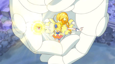 【HUGっと!プリキュア】第43話「輝く星の恋心。ほまれのスタート。」17