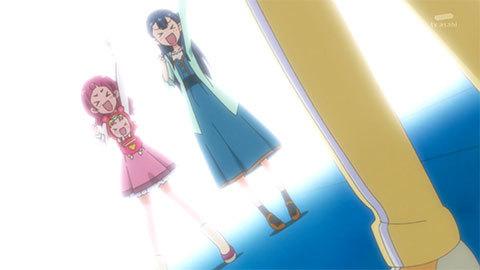 【HUGっと!プリキュア】第43話「輝く星の恋心。ほまれのスタート。」09