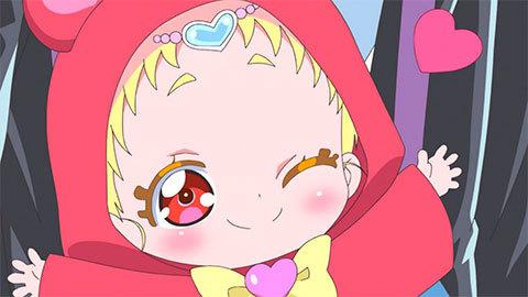 【HUGっと!プリキュア】第44話「夢と決断の旅へ!さあやの大冒険!」20