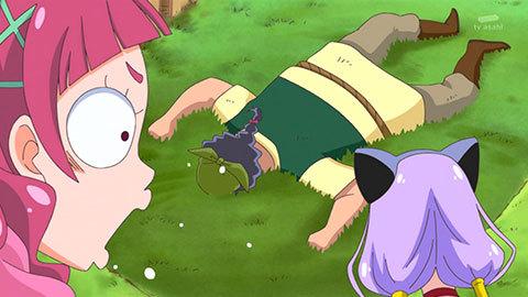 【HUGっと!プリキュア】第44話「夢と決断の旅へ!さあやの大冒険!」09