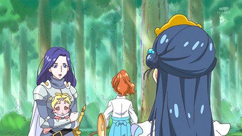 【HUGっと!プリキュア】第44話「夢と決断の旅へ!さあやの大冒険!」07