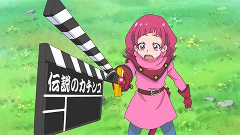 【HUGっと!プリキュア】第44話「夢と決断の旅へ!さあやの大冒険!」05