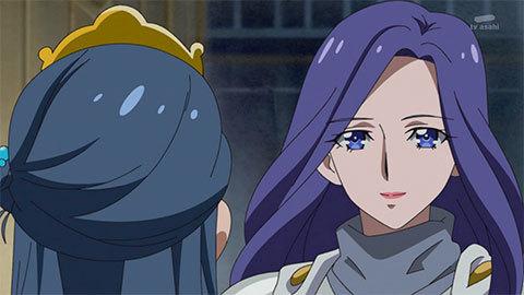 【HUGっと!プリキュア】第44話「夢と決断の旅へ!さあやの大冒険!」03