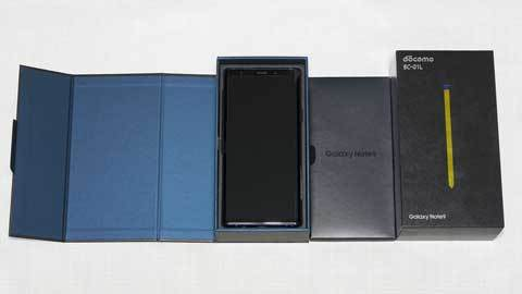 Samsung Galaxy Note9 SC-01L