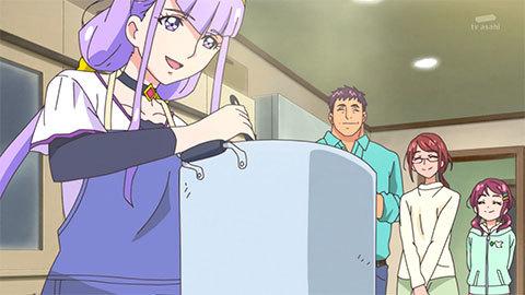 【HUGっと!プリキュア】第45話「みんなでHUGっと!メリークリスマス☆」09