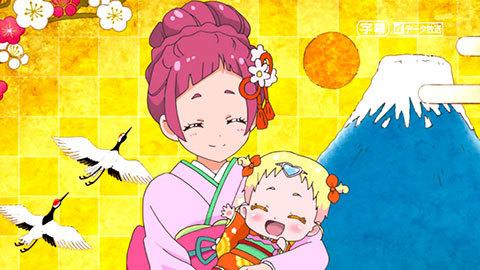 【HUGっと!プリキュア】第46話:APPENDIX-02