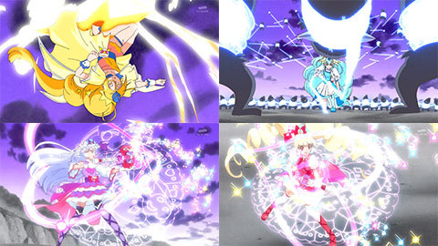 【HUGっと!プリキュア】第47話「最終決戦!みんなの明日を取り戻す!」04