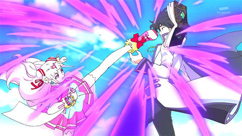 【HUGっと!プリキュア】第48話「なんでもできる!なんでもなれる!フレフレわたし!」02