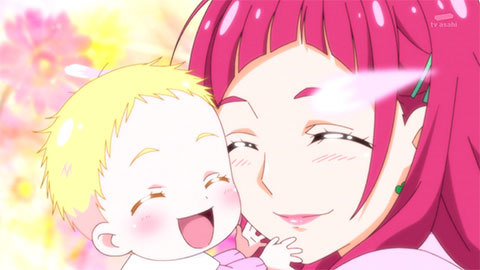 【HUGっと!プリキュア】第49話:APPENDIX-01