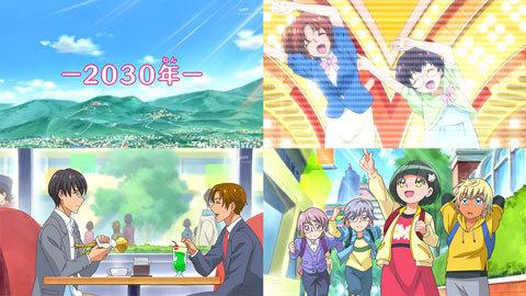 【HUGっと!プリキュア】第49話「輝く未来を抱きしめて」17
