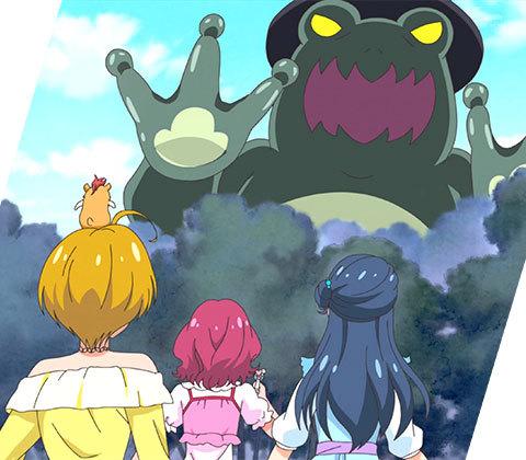 【HUGっと!プリキュア】第49話「輝く未来を抱きしめて」06