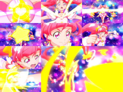 【スター☆トゥインクルプリキュア】第01話「キラやば~☆宇宙に輝くキュアスター誕生!」29