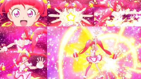 【スター☆トゥインクルプリキュア】第01話「キラやば~☆宇宙に輝くキュアスター誕生!」26