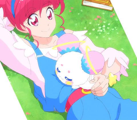 【スター☆トゥインクルプリキュア】第01話「キラやば~☆宇宙に輝くキュアスター誕生!」13