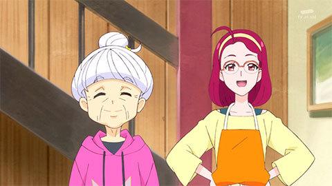 【スター☆トゥインクルプリキュア】第01話「キラやば~☆宇宙に輝くキュアスター誕生!」10