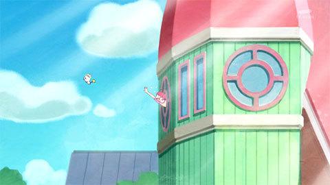 【スター☆トゥインクルプリキュア】第01話「キラやば~☆宇宙に輝くキュアスター誕生!」08