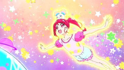 【スター☆トゥインクルプリキュア】第01話「キラやば~☆宇宙に輝くキュアスター誕生!」05