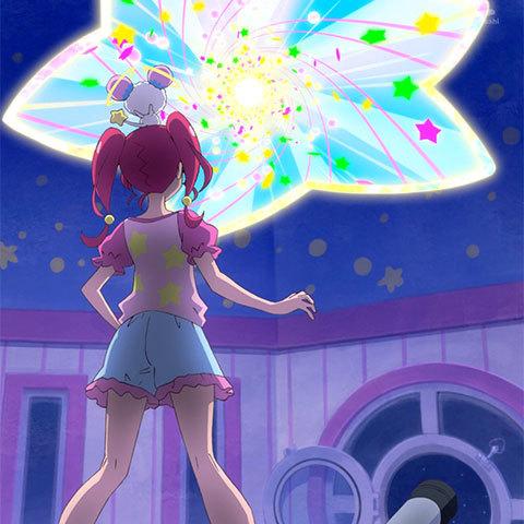 【スター☆トゥインクルプリキュア】第01話「キラやば~☆宇宙に輝くキュアスター誕生!」04