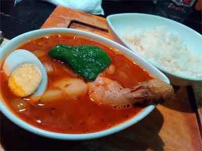 神田カレー-34