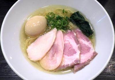 麺や福はら 特製芳醇鶏そば 塩