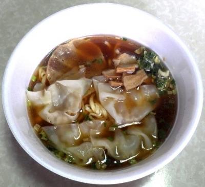 10/23発売 とら食堂 ワンタン麺(できあがり)