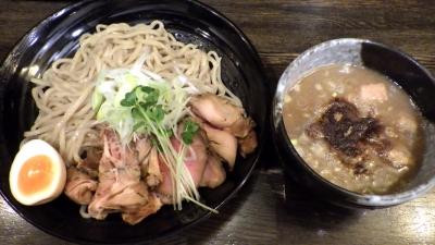 綿麺 つけ麺 並(2018年11月)