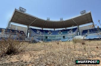 アテネオリンピックが遺した廃墟