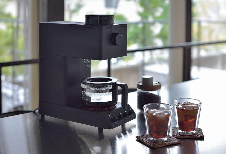 入荷後出荷 ツインバード 全自動コーヒーメーカー CM-D457B
