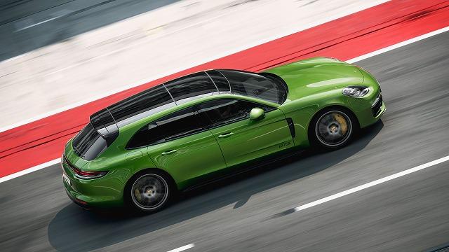 Panamera GTS and Panamera GTS Sport Turismo (6)