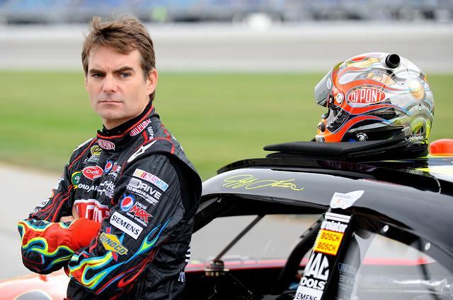 NASCARのレジェンドドライバー ...