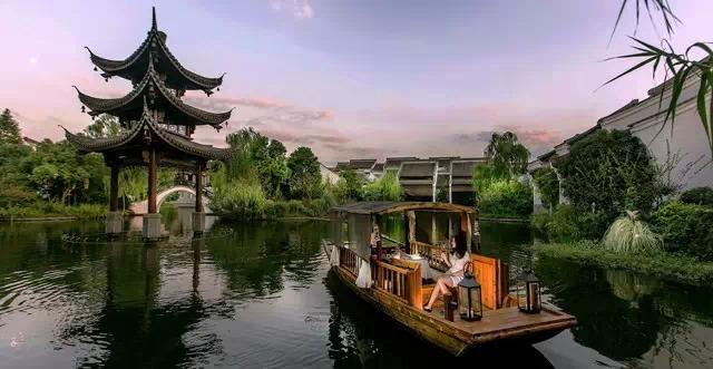 """14311830531572中国之江南客的""""水""""浪漫"""