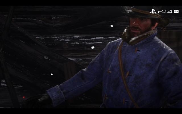 『レッド・デッド・リデンプション 2』 PS4 Pro解像度半分以下フレームレートガクガク劣化しすぎワロタwww4
