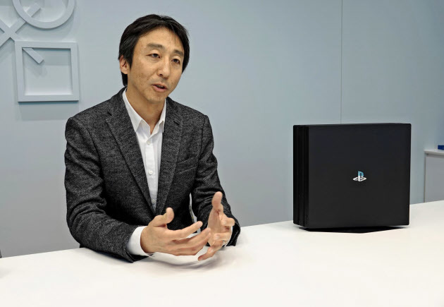 ソニーのゲーム子会社、ソニー・インタラクティブエンタテインメント(SIE)の小寺剛社長