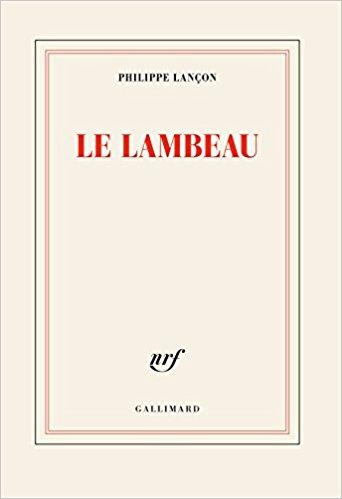 フェミナ賞『Le Lambeau』フィリップ・ロンソン