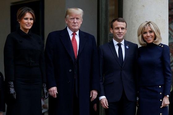 第一次大戦休戦協定100年記念 パリ