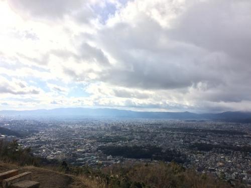 2019正月3日大文字山