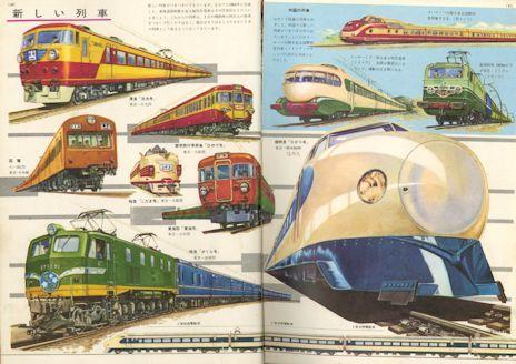 新しい列車