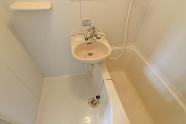 パルメーラ山手901号浴室