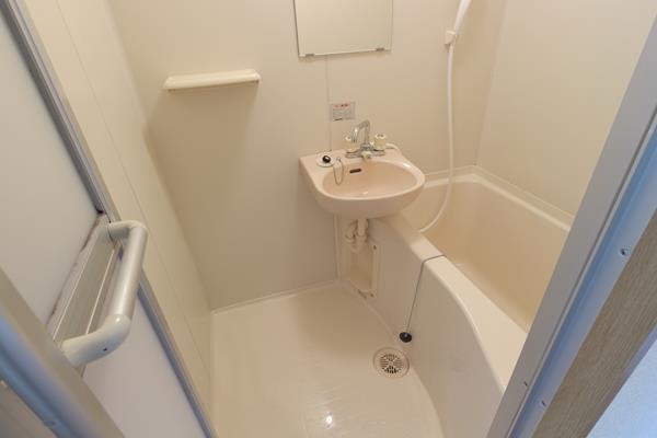 パルメーラ山手501号浴室