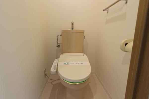 08パルメーラ山手502号トイレ