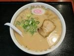 喜多方豚骨ラーメン@喜多方ラーメン麺小町今治店
