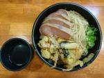 盛り300g+鶏の焼霜@ラーメン哲史